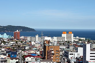 Yugawara - Yugawara skyline