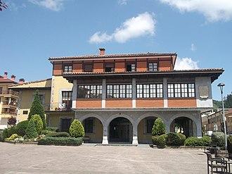 Zaldibar - City Hall.