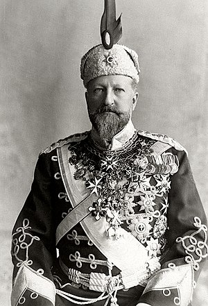 Ferdinand I of Bulgaria - Image: Zar Ferdinand Bulgarien