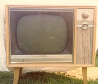 Zenith Electronics TV set in 1978.jpg