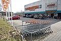 Zicht op de Kwantum, onderdeel van het wooncenter Soesterberg gelegen aan het kruispunt Amersfoortsestraat en de Richelleweg - Soesterberg - 20535967 - RCE.jpg