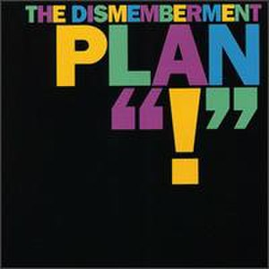 ! (The Dismemberment Plan album) - Image: ! (The Dismemberment Plan album)