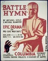 """Battle hymn"" by Michael Gold & Michael Blankfort LCCN98507350.tif"