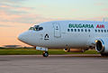 """Bulgaria Air"" B-737 taxing in Sheremetyevo-2 (4807691390).jpg"