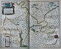 """""""Carte du pays et forest D'Yveline, que quelques uns mettent pour la partie septentrionale de L'Hurepois."""" (22243309752).jpg"""
