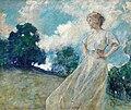 'Summer Breezes' by Robert Lewis Reid, Reading Public Museum.jpg