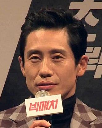 Shin Ha-kyun - Image: (빅매치) 제작보고회 말.말.말 영상 신하균