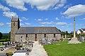 Église Saint-Laurent de Beaucoudray. Vue sud.jpg