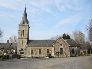 Église Saint-Pierre des Cresnays