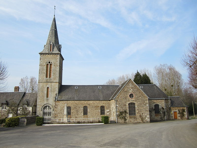 Saint-Pierre-de-Cresnays