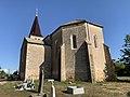 Église St Blaise - Dommartin - Bâgé Dommartin - 2020-08-20 - 3.jpg
