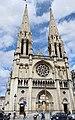 Église St Jean Baptiste Belleville Paris 12.jpg