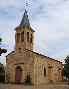 Église St Martin Vindecy 7.jpg