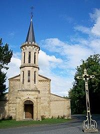 Église de Ponsan-Soubiran (Gers, France).jpg