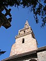 Église de la Trinité de Brélévenez - Clocher.jpg