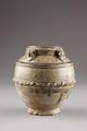 Östasiatisk keramik. Kruka, Tangdynastin - Hallwylska museet - 96097.tif