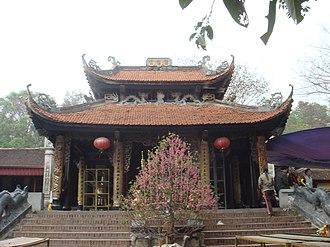 Bắc Ninh - Image: Đền Bà Chúa Kho