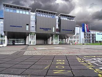 University of Žilina - Image: Žilinská univerzita