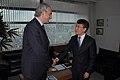 Επίσημη επίσκεψη ΥΦΥΠΕΞ κ. Σ. Κουβέλη στη Νότιο Κορέα-Σεούλ (25-30.09.2010) (5032332321).jpg
