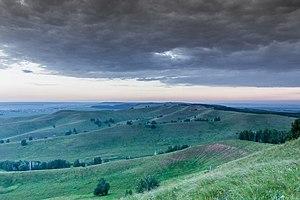 Almetyevsky District - Almetyevsky Nature Reserve in Almetyevsky District