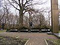 Братська могила воїнів Радянської Армії, які загинули в роки Великої Вітчизняної війни, Іванків.JPG