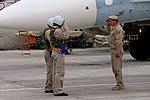 Будни авиагруппы ВКС РФ на аэродроме «Хмеймим» (Сирийская Арабская Республика) (52).JPG