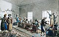 Гейслер Кристиан. Татарская кофейня в Бахчисарае. 1796 г.jpg