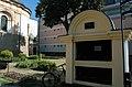 Део порте цркве Св.Духа у Руми.JPG