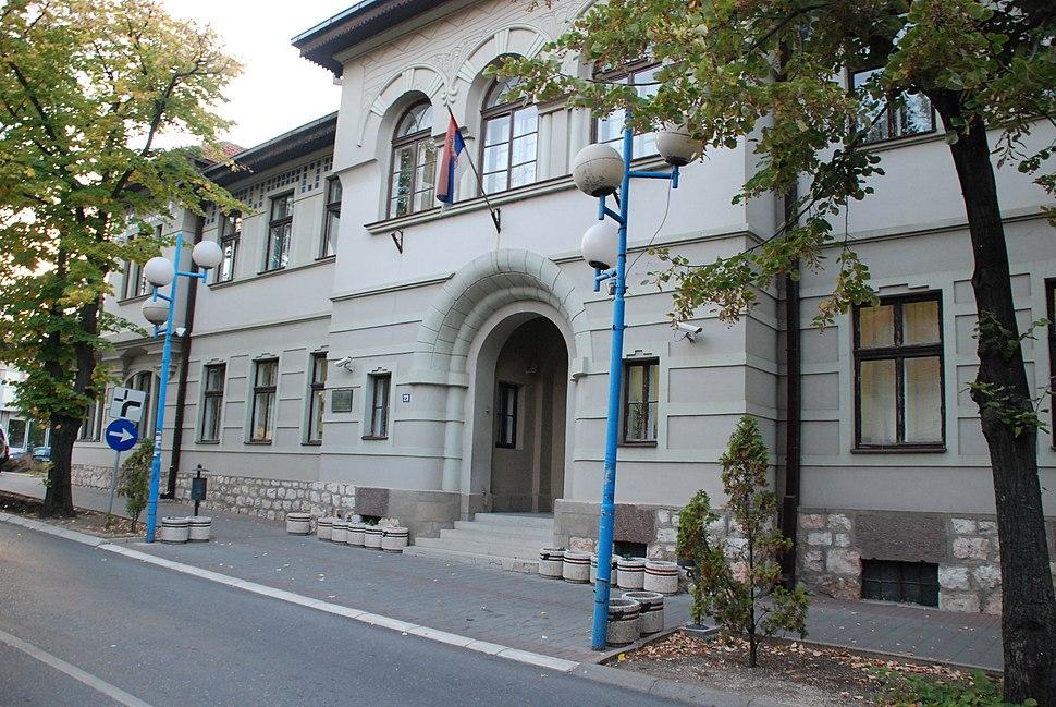 Зграда Скупштине Сокобања