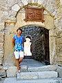 Келії, Старий Крим. Вхід до внутрішнього дворика.jpg