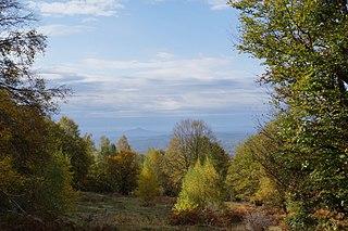 Zacharovanyi Krai National Nature Park