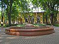 Литовская 2А, фонтан в саду01.jpg