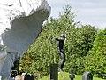 Митинское кладбище,м.Митино, Москва, Россия. - panoramio - Oleg Yu.Novikov (9).jpg