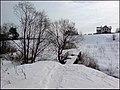 Мост через речку Нахабинку (или Грязеву) - panoramio.jpg