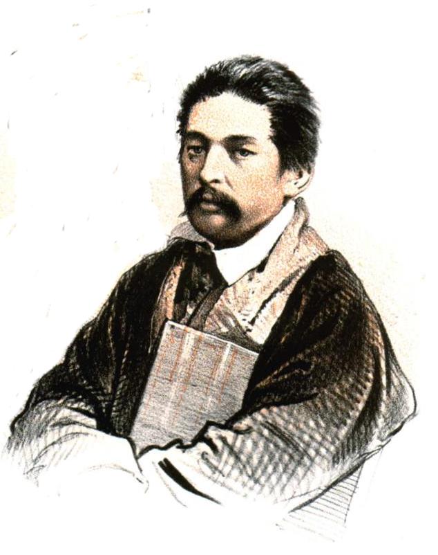 Мухаммед-Салих Бабаджанов (1834-1871)