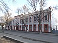 Нікополь. Місце загибелі В.Антипова, вул. Херсонська, 5.JPG