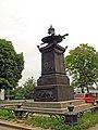 Пам'ятник на місці відпочинку Петра I після Полтавської битви 01.JPG
