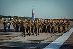 Підготовка Нацгвардії до військового параду на честь Дня Незалежності України 0987 (19865233054).jpg
