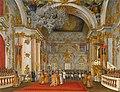 Свадьба цесаревича Александра Николаевича и великой княгини Марии Александровны в Большой церкви Зимнего дворца.jpg