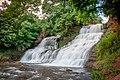 """Червоноградський водопад в парку """"Дністровський каньйон"""".jpg"""