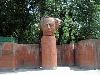 Gabriel Sundukyan Monument