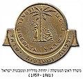 משרד ראש הממשלה יחידת מדליות ומטבעות ישראל.jpg