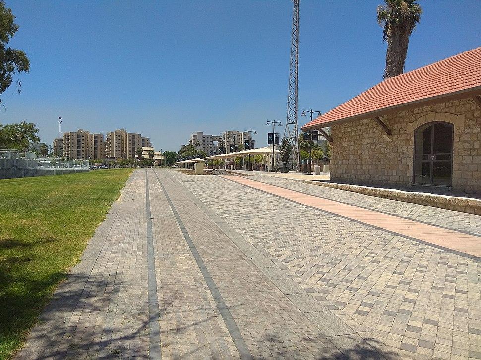 פארק הרכבת עפולה