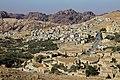 قرى ومساكن بمحيط مدينة البتراء الأثرية - panoramio.jpg
