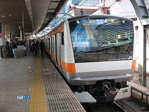 Chūō Line (Rapid) - Chūō Special Rapid