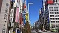 日本东京都中央区银座 - panoramio.jpg