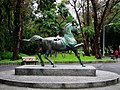 日本神社銅馬 Bronze Horse Once Belonged to Japanese Shrine - panoramio.jpg