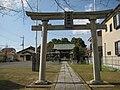 松伏神社 - panoramio - Gentle Heart.jpg