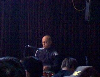 Dou Wei Chinese singer