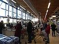 -2019-10-19 The checkout tills inside Tesco's in Sheringham.JPG